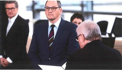 Vizepräsident Brüning